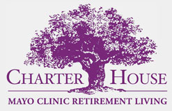 Charter House Purple logo